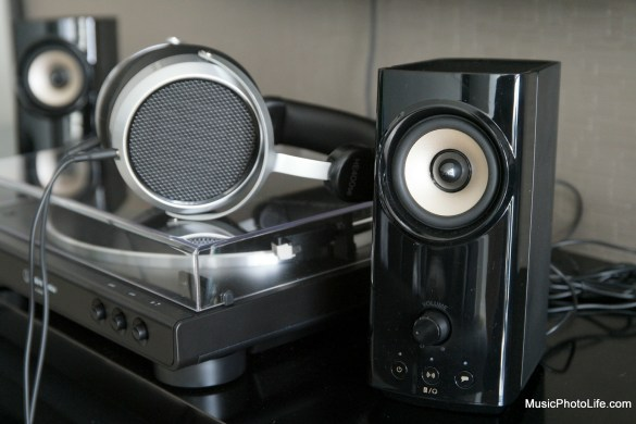 Creative T60 Desktop Speakers review by Music Photo Life, Singapore tech blog