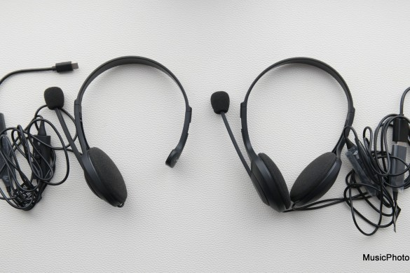 Audio-Technica ATH-101USB and ATH-102USB work from home USB Headset review by Music Photo Life, Singapore tech blog
