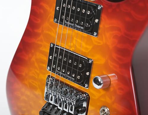 Musicplayers Reviews Gt Guitars Gt Jackson Soloist Sl2h