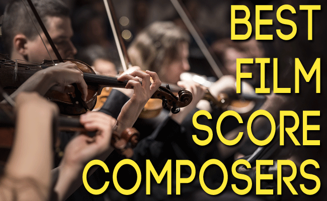 The 50 Best Film-Score Composers and Their Greatest