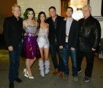 Kacey Musgraves Meets Katy Perry at the 'CMT Crossroads'