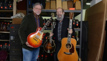 Eric Clapton's Personal Guitars Going Fast At Nashville's