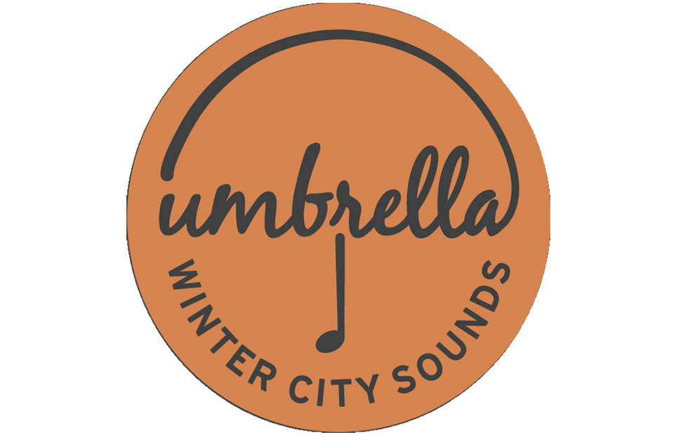 umbrella – winter city sounds info