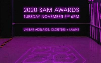 SAM Awards Winners 2020