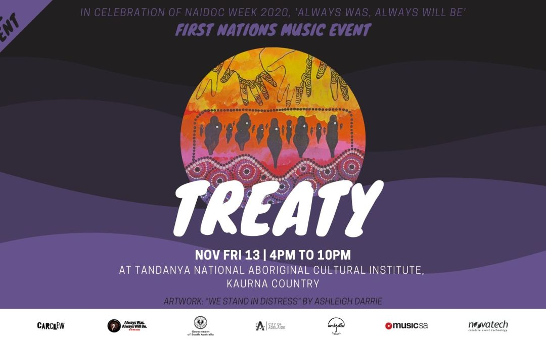 TREATY – SA's Newest First Nations Music Event