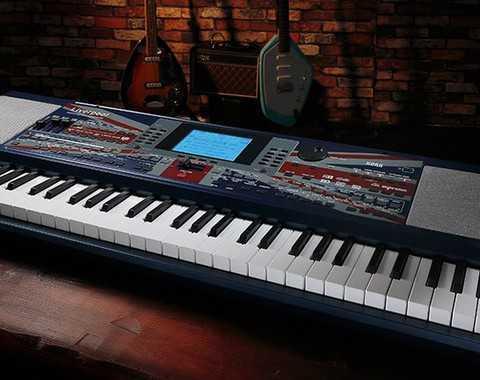 Fabrican un Sintetizador en honor a Los Beatles 2