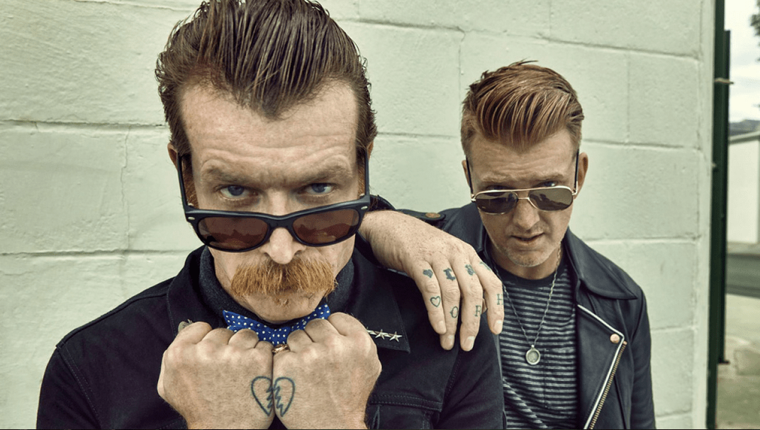 Eagles of Death Metal cancela su gira por Europa 2