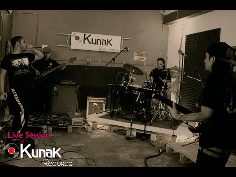 Here Comes the Kraken. Live Session in Kunak Records