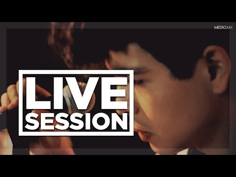 Extraña Sensación – Zoltar   LIVE SESSION by MEDIO.MX