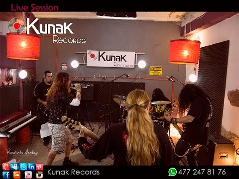 Transmetal. Live Session in Kunak Records