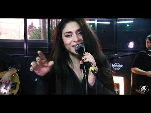 Live Session – Melina Sanz   (full sesion)