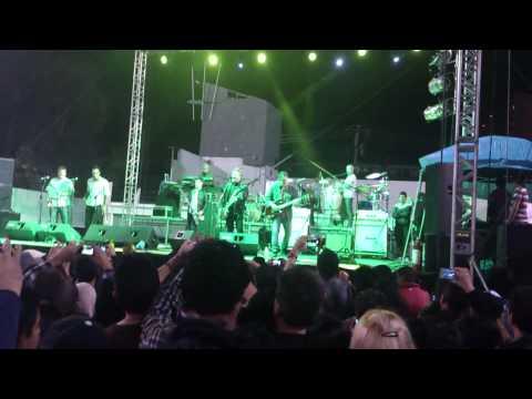 Los Pericos.- Complicado y Aturdido en Vivo Leon gto 2013