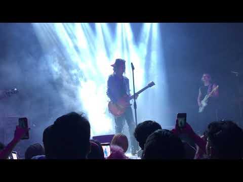 Airbag-Triste Canción en vivo Mexico (SALA CDMX 2019-cover El Tri)