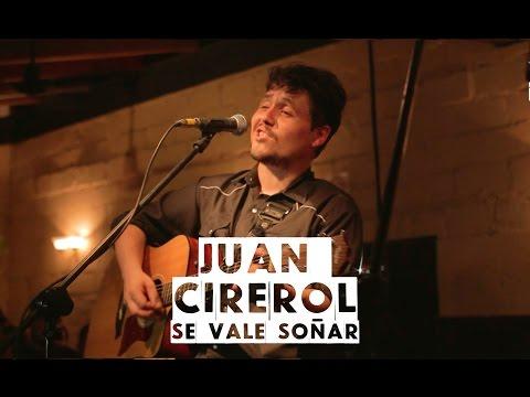 Juan Cirerol en Vivo – Se Vale Soñar – Salón Morelos
