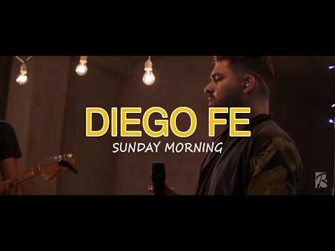 SUNDAY MORNING – DIEGO FE – SESIONES EN VIVO BOOMERANG