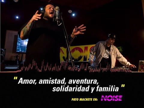 Pato Machete – Sesión en Vivo – Noise Sonido Independiente
