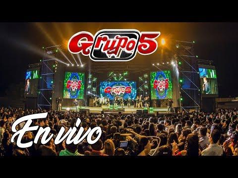 GRUPO 5 EN VIVO – TV PERU (ELMER VIVE – DOMINGOS DE FIESTA 2017)