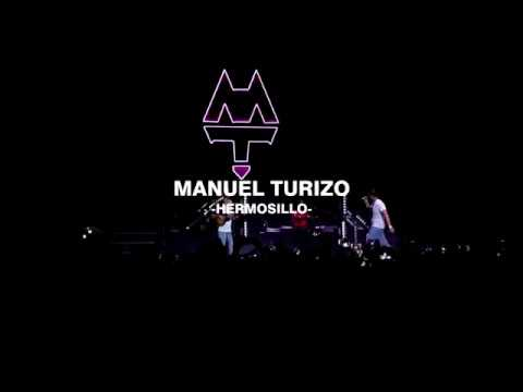 MTZ Manuel Turizo – Una Lady Como Tú (EN VIVO) // HMO, SON, MX