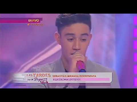 Sebastián Miranda – Disparo al Corazón (En Vivo) Las Tardes con la Bigorra