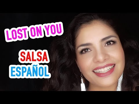 ✳️ LP LOST ON YOU ESPAÑOL | SALSA [EN VIVO] | ADOLFINA NAVA