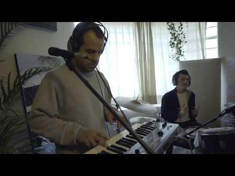 """""""Tiempo"""" en vivo desde mi estudio."""