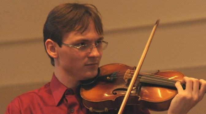 Fedor Ouspensky in Juilliard Journal