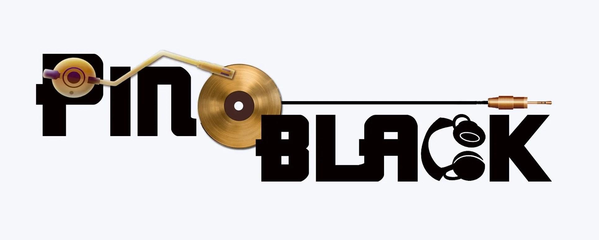 DJ Pinoblack Logo