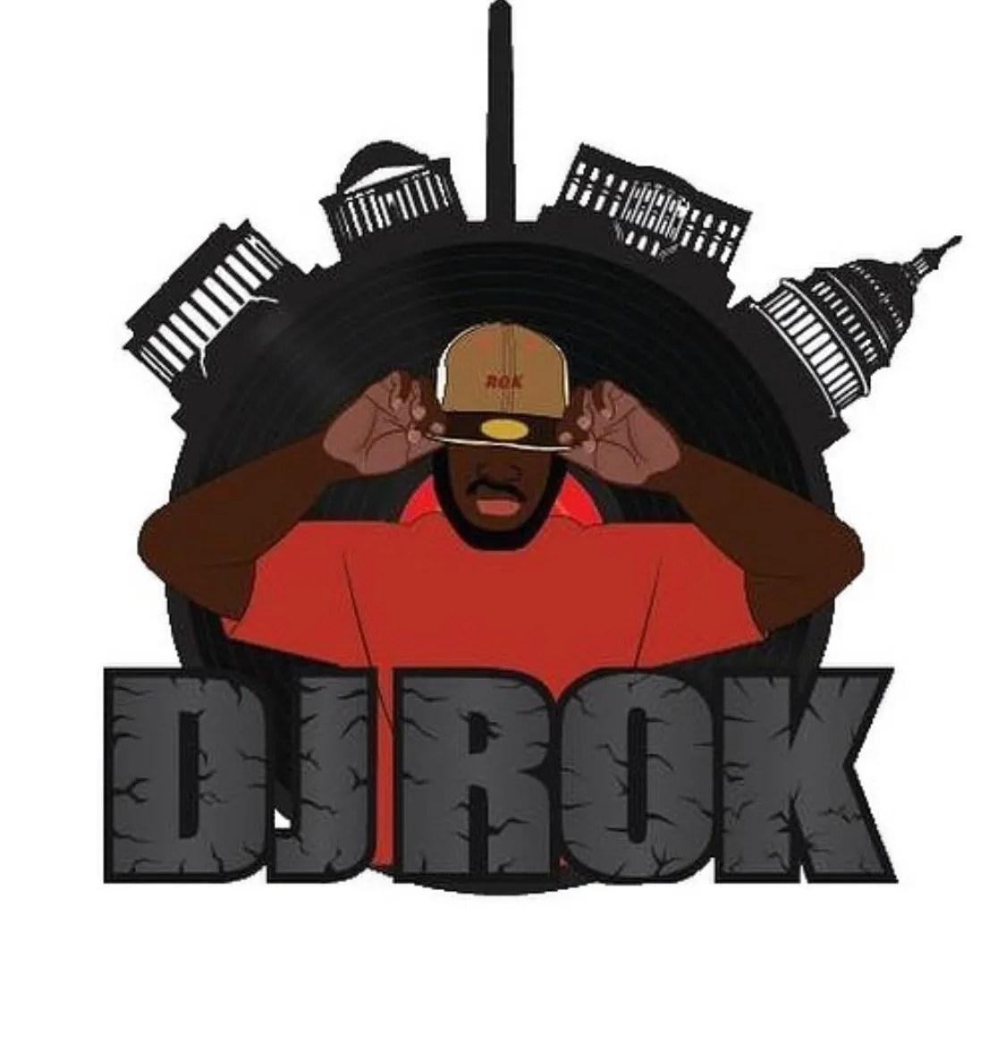 DJ Rok Logo