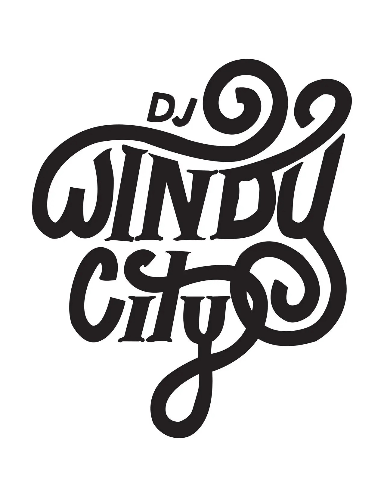 DJ Windy City Logo