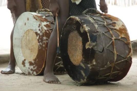 Tambor africano