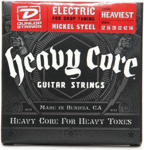 best electric guitar strings for heavy metal