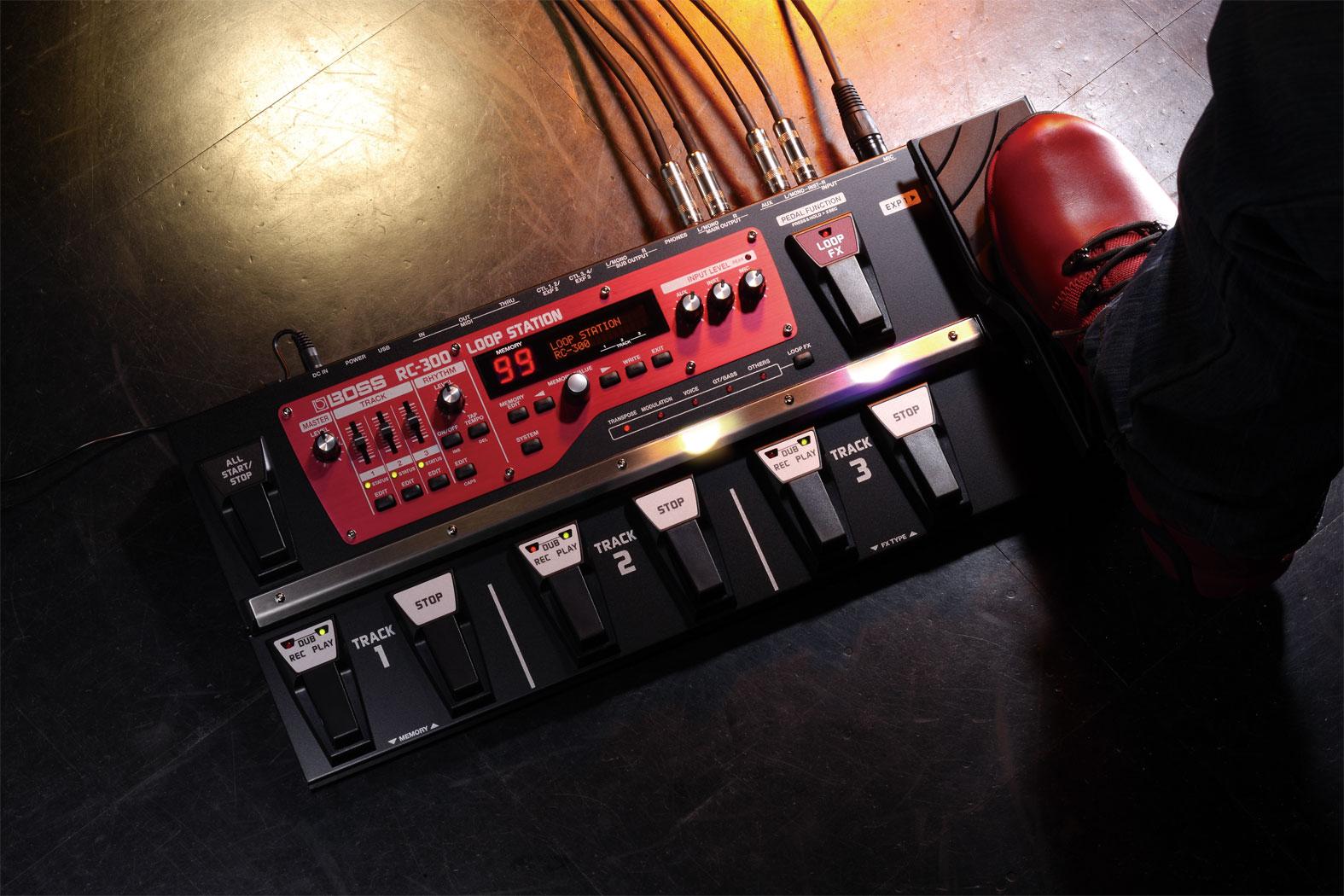 looper guitar pedals