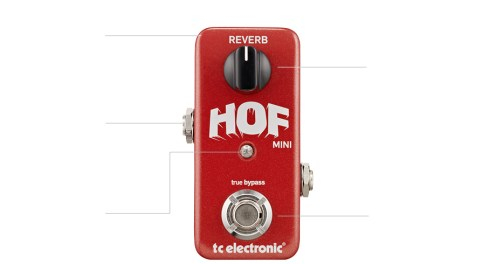 Guitar Reverb Effect - Cheap Guitar Pedals