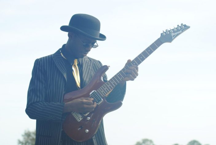 open G tuning for blues