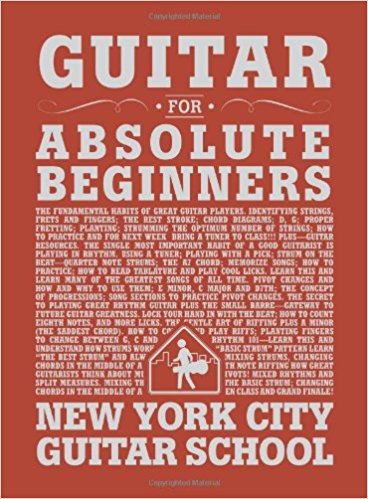 best guitar lesson books