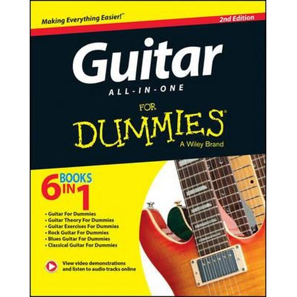 best beginner guitar books