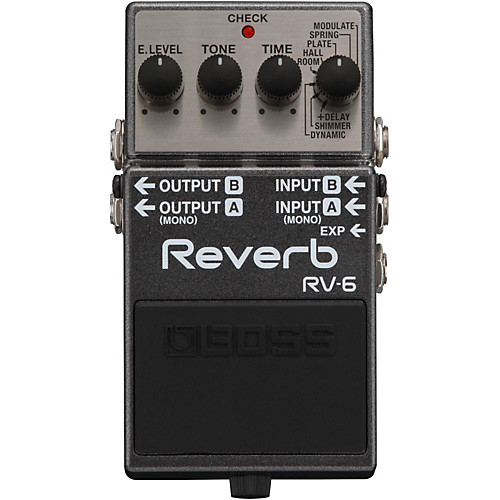 Affordable Reverb Pedals