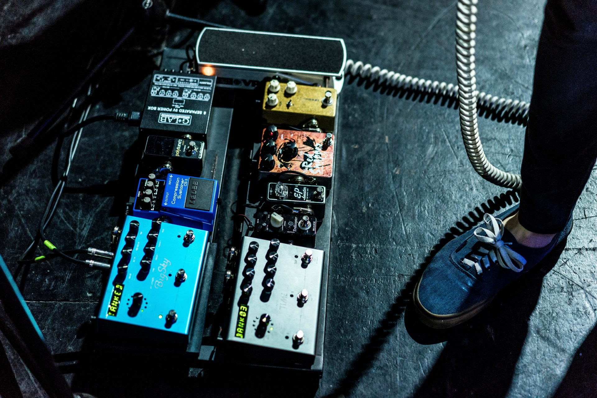 Most Important Guitar Pedal Types