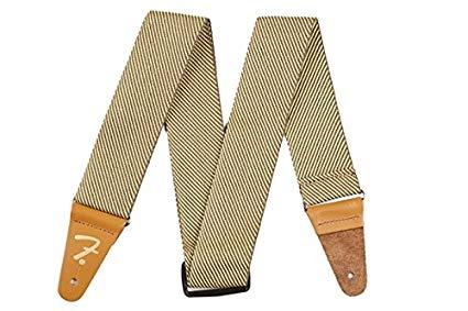 Best Fender Guitar Strap