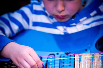 Best Guitars For Kids and Teens
