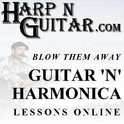 Harmonica and Guitar