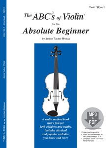 Beginner Books For Violinists