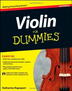 Best Beginner Violin Books
