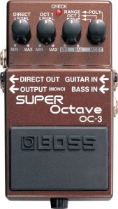 Octave Guitar Effects