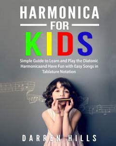 Best Kids Harmonica Book