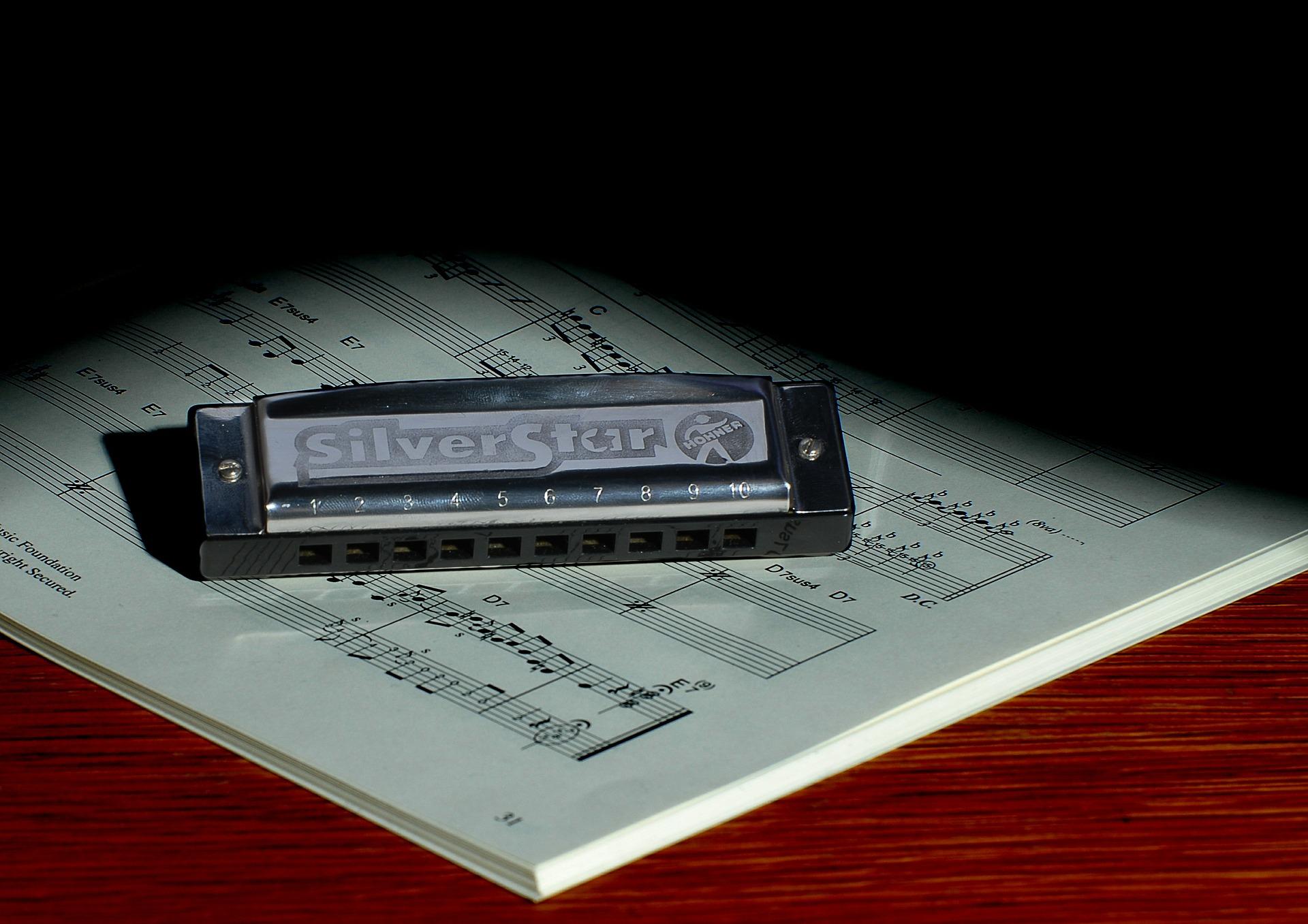 Best Harmonica Books For Beginners
