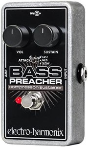 Top Bass Compressor Effects Pedals