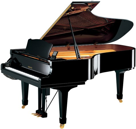 Yamaha DC7M4 Accoustic Grand Piano