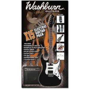 Washburn  X15 BPAK электрогитара