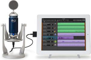 USB микрофон iOS